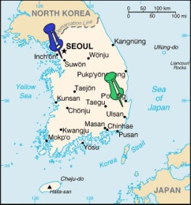 Seoul to Gyeongju